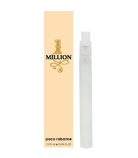 Мини парфюм для мужчин Paco Rabanne 1 Million, 10 мл. edp