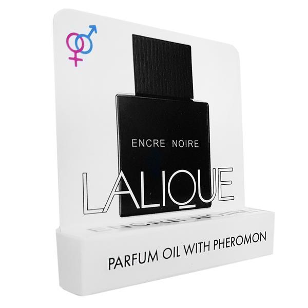 Мини парфюм с феромонами Lalique Encre Noir Pour Homme 5 ml