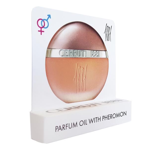 Мини парфюм с феромонами Cerruti 1881 Pour Femme 5 ml