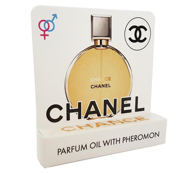 Мини парфюм с феромонами Chanel Chance Parfum 5 ml