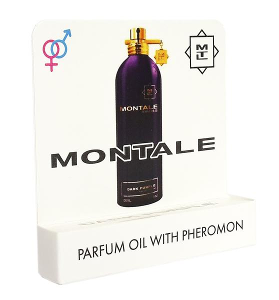 Мини парфюм с феромомнами Montale Dark Purple 5 ml