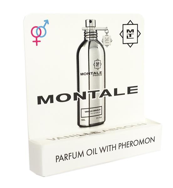 Мини парфюм с феромонами Montale Vanille Absolu 5 ml