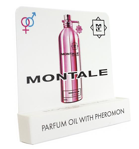 Мини парфюм с феромонами Montale Roses Elixir 5 ml
