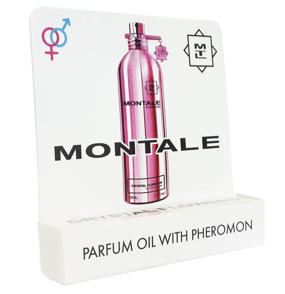 Мини парфюм с феромонами Montale Crystal Flowers 5 ml
