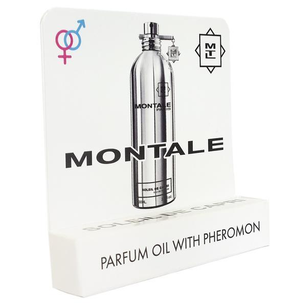 Мини парфюм с феромонами Montale Soleil de Capri 5 ml
