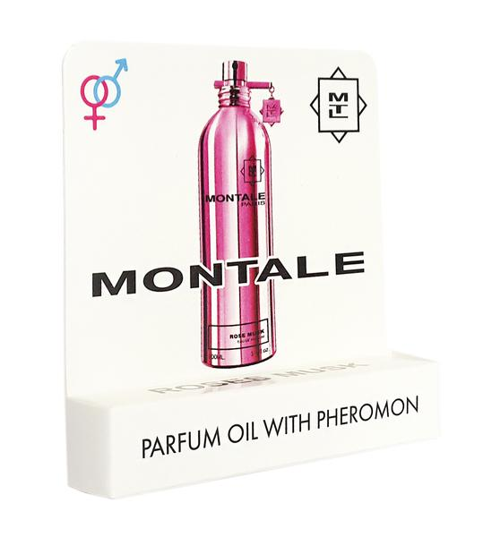 Мини парфюм с феромонами Montale Roses Musk 5 ml