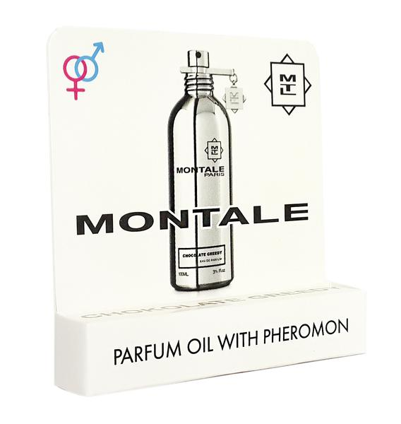 Мини парфюм с феромонами Montale Chocolate Greedy 5 ml
