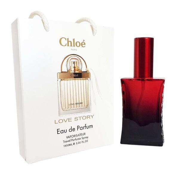 Chloe Love Story в подарочной упаковке, 50 ml. edp