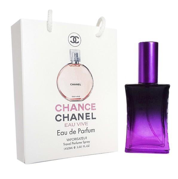 Chanel Chance Eau Vive в подарочной упаковке, 50 ml. edp