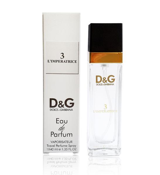 Dolce & Gabbana 3 L`Imperatrice 40 ml. edp