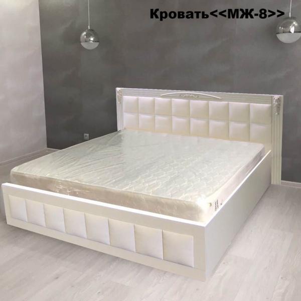 Кровать МЖ 8 160х2000