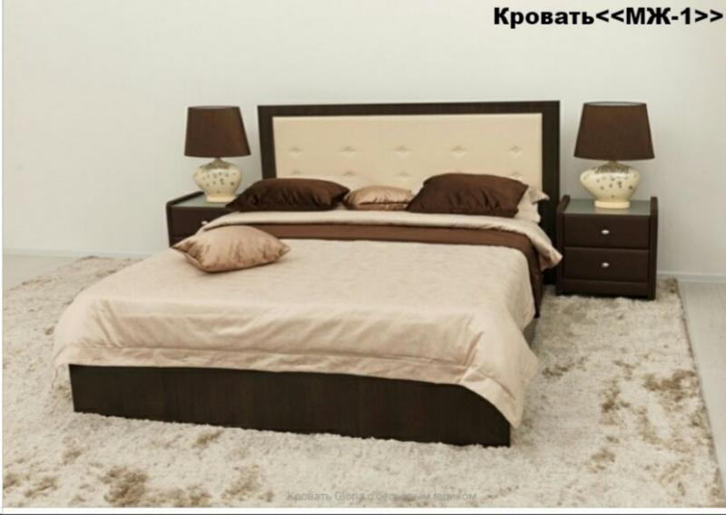 Кровать МЖ 11 160х2000