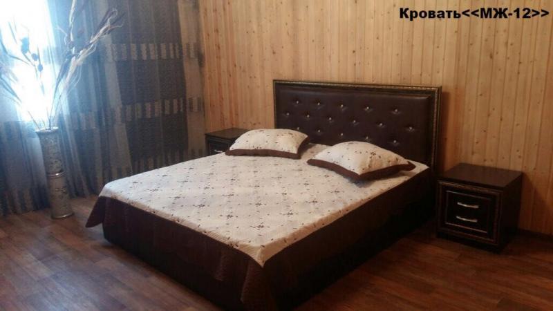 Кровать МЖ 12 160х2000