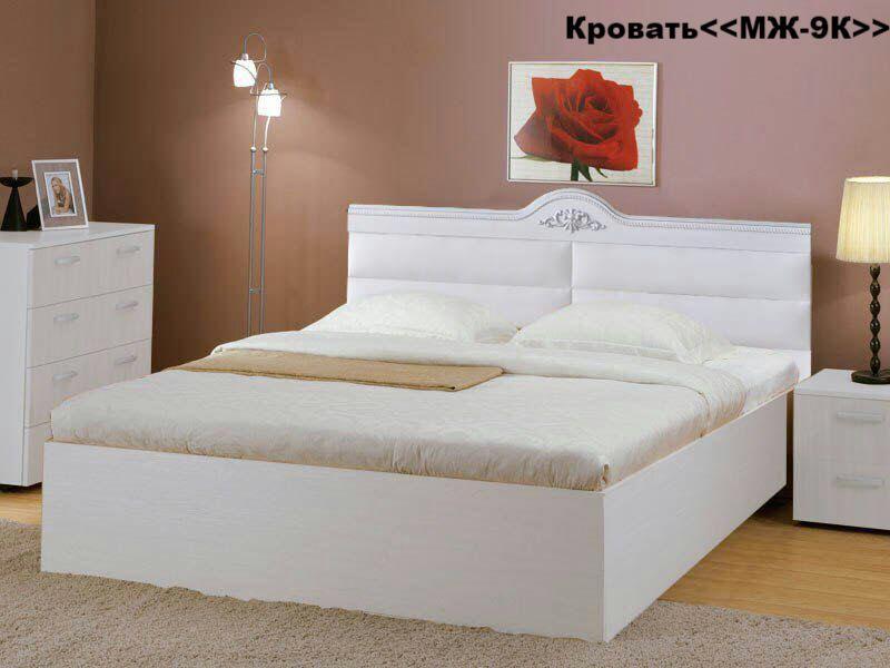 Кровать МЖ 9Корона
