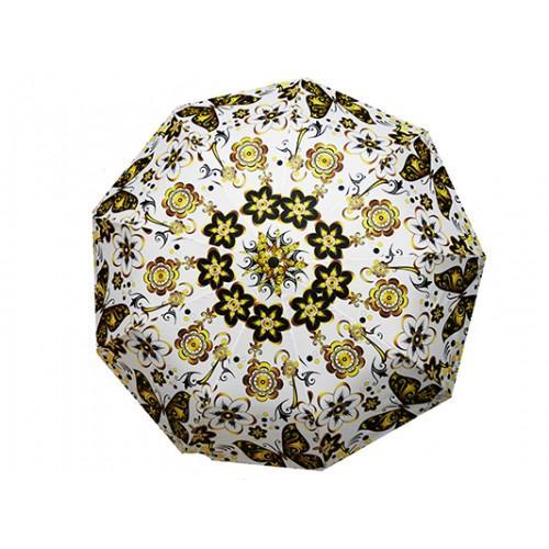 Женский зонт полуавтомат 3 сложения Amico Артикул 3010 №01
