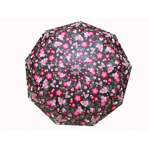Женский зонт полуавтомат 3 сложения Amico Артикул 3010 №02