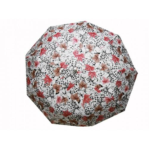 Женский зонт полуавтомат 3 сложения Amico Артикул 3517 №05