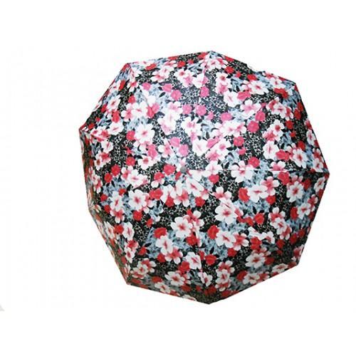 Женский зонт полуавтомат 3 сложения Amico Артикул 3521 №03