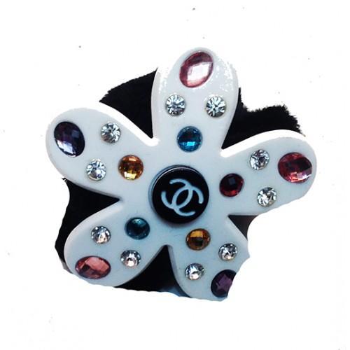 Заколка для волос резинка Chanel Артикул 930-50 №01