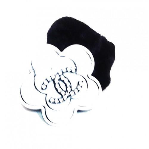 Заколка для волос резинка Chanel Артикул 930-50 №06