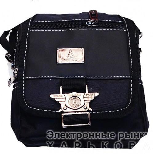 Мужская барсетка для документов Артикул 7002 №01 - Мужские сумки и барсетки на рынке Барабашова