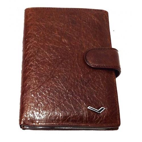 Фото Мужские кошельки, Мужские бумажники Бумажник мужской Water Lily Aртикул 6821 D
