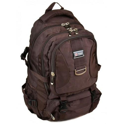 Городской молодежный рюкзак Power In Eavas Артикул 5904 кофейный