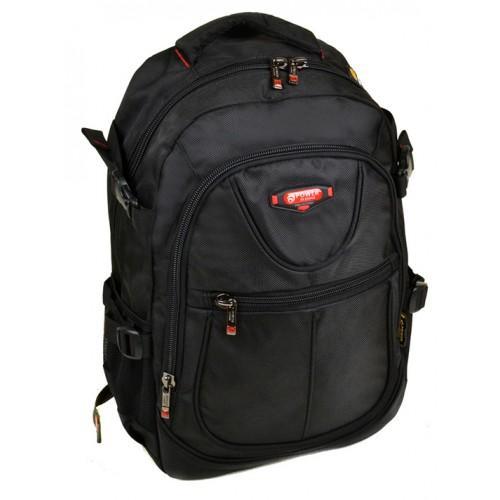 Городской молодежный рюкзак Power in Eavas Артикул 9602 черный