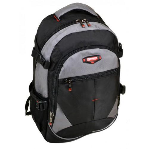 Городской молодежный рюкзак Power in Eavas Артикул 9612 серый
