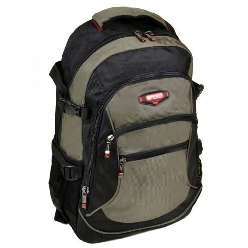 Городской молодежный рюкзак Power in Eavas Артикул 9617 зеленый