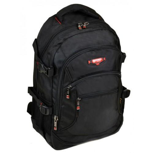 Городской молодежный рюкзак Power in Eavas Артикул 9617 черный