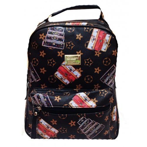 Городской молодежный рюкзак Youth plant Артикул 6027 №06