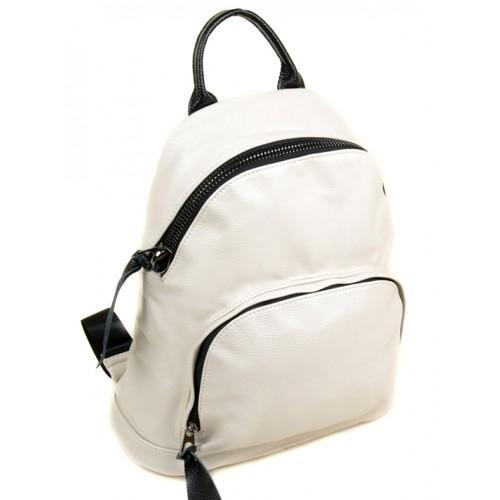 Городской молодежный рюкзак Китай Артикул 3-02-8007 белый