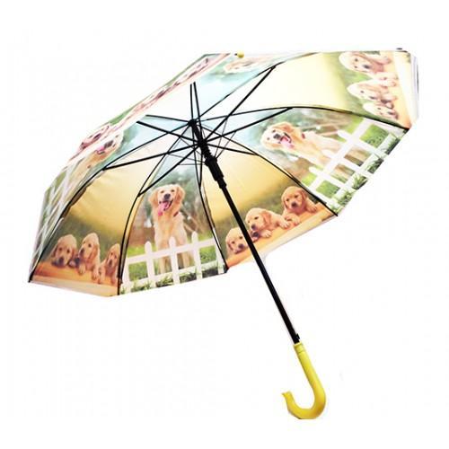 Детский зонт-трость Радуга Мари Fashion Артикул 75 №04