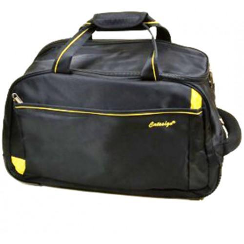 Дорожная сумка на колесах Артикул 22838 черная
