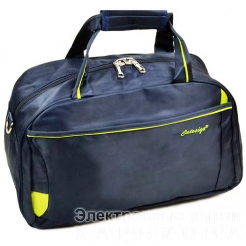 Женская дорожная сумка Small Артикул 22806-1 синий