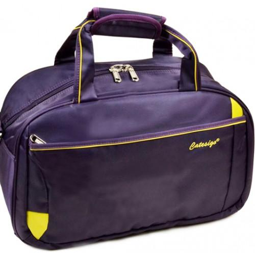 Женская дорожная сумка Small Артикул 22806-1 фиолетовый