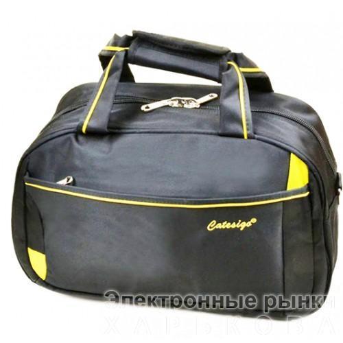 Женская дорожная сумка Small Артикул 22806-1 синий-1 - Дорожные сумки и чемоданы на рынке Барабашова