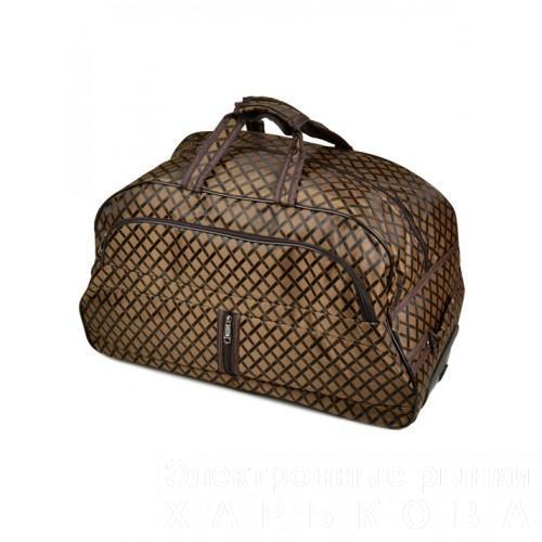 d0f9359fa39d Женская дорожная сумка на колесах Артикул 3009-1 - Дорожные сумки и  чемоданы на рынке ...