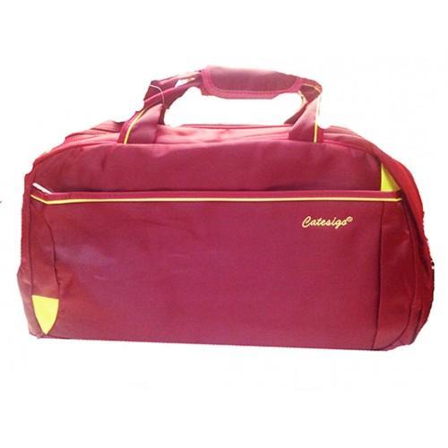 Женская дорожная сумка Small Артикул 22806-22 бордовый