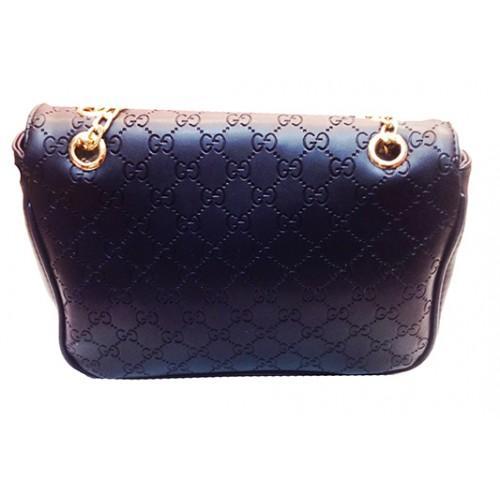 Фото Прочее, Женские сумки Женская сумка Gucci Артикул 5-15 синяя