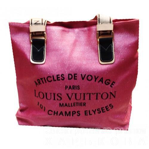 Женская сумка Louis Vuitton Артикул 4-16-16 пудра - Женские сумочки и клатчи  на рынке Барабашова 854bd408d07
