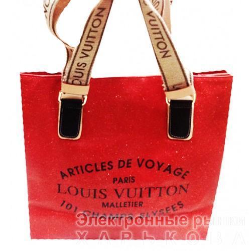 66485a90327e Женская сумка Louis Vuitton Артикул 4-16-16 красная - Женские сумочки и  клатчи на рынке Барабашова