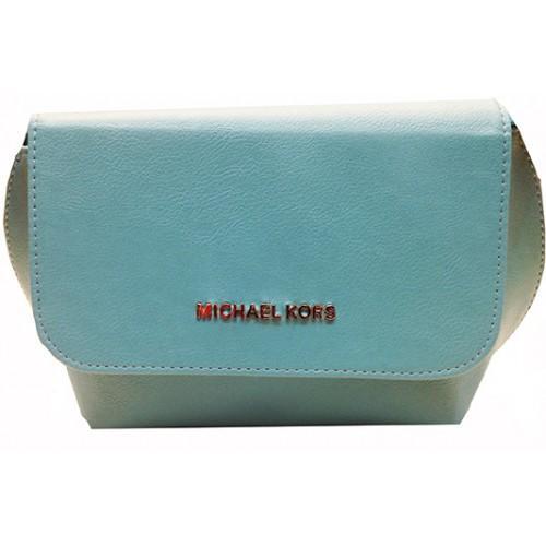 Женская сумка Michaei Kors Артикул 230-003 голубой