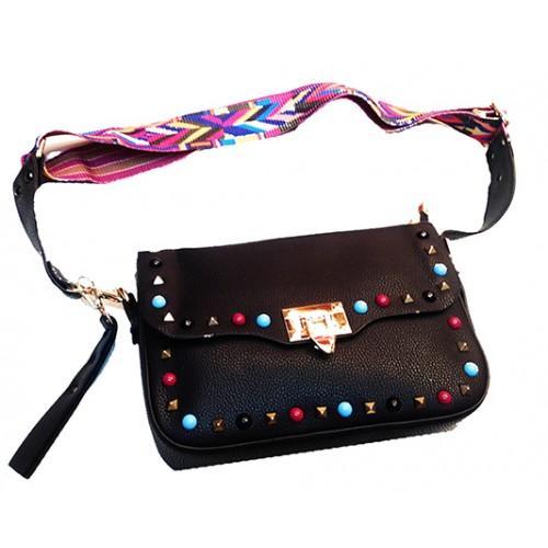 Женская сумка Michaei Kors Артикул 5-16 черная