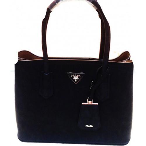 Женская сумка Prada Артикул 4-20-20 шоколадная