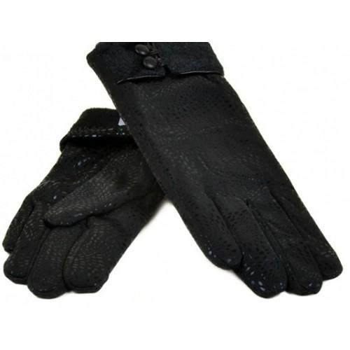 Женские перчатки Мери Fashion шерсть-стрейч Артикул F-16-4 ПЛ-2