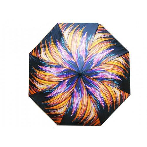 Женский зонт High Quality Артикул 444-12 синий