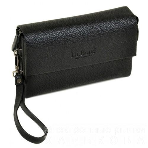 Мужская сумка-Барсетка dr.Bond Артикул 3559-1 - Мужские сумки и барсетки на рынке Барабашова