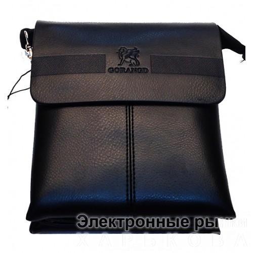 Мужские барсетки Gorancg Артикул P-6682-2 №01 - Мужские сумки и барсетки на рынке Барабашова